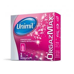 UNIMIL: Orgazmax (1op./3szt.)